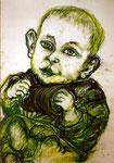 Baby vom Kinderheim