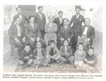 Fondatori della Cappella Musicale San Michele Arcangelo 25.09.1928