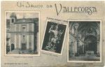 Cartolina Ricordo del II° Centenario dell'Esposizione della Statua di san Michele anno 1909