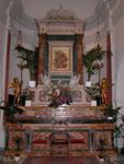 Altare della Madonna della Sanità