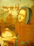 Tela della Madonna Addolorata del Sebastiano Conca (Gaeta 1680 - Napoli 1764)