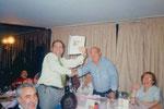 Diploma Tres Estaciones año 2000 El Bruc
