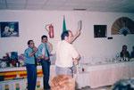 I Diploma de los Deportes San Vicente del Raspeig año 2001