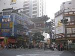 横浜中華街南門