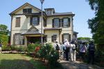 イタリヤ山「外交官の家」1
