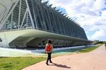 Wetenschapsmuseum Valencia