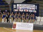 MM 2012 Hispaania, Cartagena- 4.koht