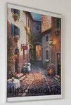 BRODERIE DIAMANT ruelle de Provence