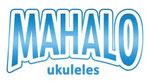 Mahalo Ukulele, Konzert- oder Sopran, Tenor oder Barriton- Ukuklelen