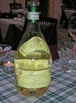 Wenn wir schon nicht in Frascati wohnen,trinken wir wenigstens den Wein
