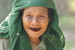Liebenswerte Mau Chai Oma