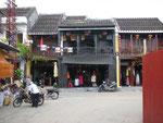 Häuser in Hoi An