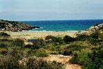 Strand von Calamosche