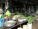 Marktstand in Vinh Long