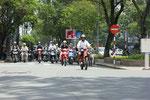 Verkehr in Saigon