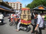Vietnamesische Transporte