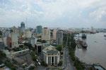 Blick auf Saigon