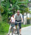 Mit dem Rad auf Tour