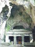 Grotte von innen