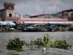 Markt Hai Ba Trung von der Rückseite