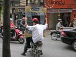 Zurück in Hanoi