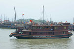 Boote in Halong City