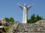 Christus-Statue in Maratea