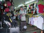 Koffer-Preisverhandlungen
