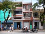 Typisch vietnamesische Architektur