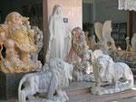Kunstwerke aus Marmor