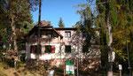 Mittagsrast in der Pfälzer Wald Hütte