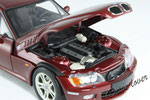 BMW Z3 Coupe 2.8 Red metallic UT 20423