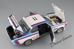 BMW 3.0 CSL 24 Hours Race SPA 1973 Autoart 87347