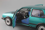 VW Golf Madison Norev 188411 (MCW 180256) Green metallic