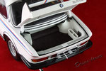 BMW 3,0 CSL with spoilers Minichamps 180029021