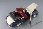 Wartburg 311 Cabriolet Revell 08428