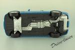 BMW M3 Cabriolet Kyosho 80430024432 Laguna Seca Blue