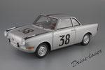 BMW 700 Coupe Innsbruck Airport Race 1960 Autoart 86045