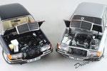 Mercedes-Benz 450SEL + 450SEL6,9