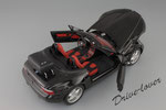 BMW Z3 M Roadster with Luggage Rack UT Models 20417 Black