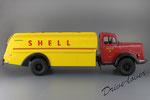 Mercedes-Benz L 6600 Tankwagen Shell Minichamps 109031071