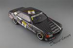 Mercedes-Benz 500 SEC AMG 24 Hours Race SPA Francorchamps 1989 Autoart 88931