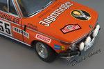 BMW 2002 Ti Rally Monte Carlo 1973 #255 Autoart 87345