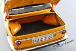 BMW 2002 Baur Cabriolet Autoart for BMW 80 43 0 300 713