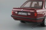 BMW 325is OTTO Mobile OT102 Dark Red metallic