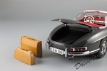 Mercedes-Benz 300 SL Roadster Minichamps for Mercedes-Benz B6 604 0550