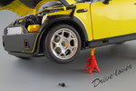 Mini One (with Aerodynamic Package) Yellow Kyosho for MINI 80430148553