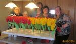 ... 'echte' Tulpen aus Amsterdam ...