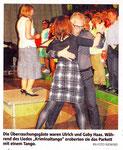 Tangotanz von Gaby und Ulli Haas