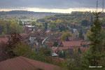 Blick vom Ortberg auf Elbingerode